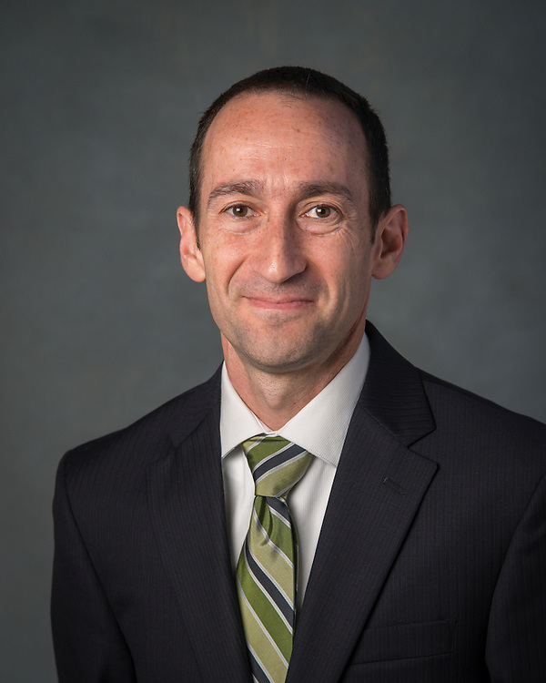 Dan Greenberg poses for a photograph, September 2, 2015.