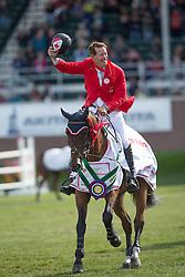 Millar Ian (CAN) - Dixson <br /> CP International Grand Prix presented by Rolex<br /> Spruce Meadows Masters - Calgary 2014<br /> © Dirk Caremans