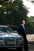 Audi India interview with Adi Godrej.