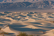 Mesquite Flat Dunes at sunset - Death Valley National Park, California