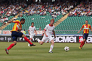 Foto di Donato Fasano - LaPresse.15  05  2011  Bari ( Italia ).Sport Calcio.AS Bari -  Us Lecce   TIM Serie A 2010  2011 - Stadio San Nicola Bari.Nella foto: jeda secondo goal.Photo Donato Fasano - LaPresse.15  05  2011 Bari ( Italy ).Sport Soccer.AS Bari  - Us Lecce Serie  A Soccer League 2010 2011- San Nicola Stadium Bari.In the Photo: jeda secondo goal