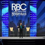 Cardinal Health RBC 2019 Closing Session. Eva Saha (host). Photo by Alabastro Photography.