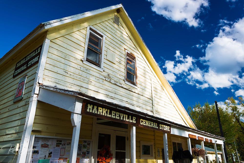 Markleeville General Store, Markleeville, California USA