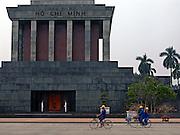 Vietnam, Hanoi: Ho Chi Min mausoleum...Vietnam, Hanoi: Ho Chi Min mausoleum...