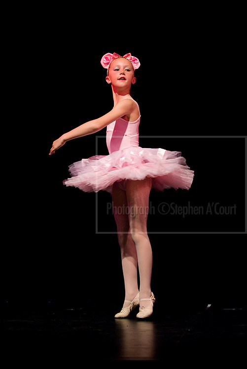 Wellington, NZ. 7.12.2013. Mouslings, from the Wellington Dance & Performing Arts Academy end of year stage-show 2013. Little Show, Saturday 10am. Photo credit: Stephen A'Court.  COPYRIGHT ©Stephen A'Court