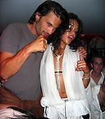 Olivier Martinez St. Tropez 07/27/2004