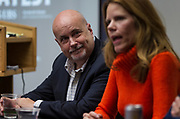 U.S. Rep. Mark Pocan looks on during the Cap Times Idea Fest 2018 at the Pyle Center in Madison, Wisconsin, Saturday, Sept. 29, 2018.