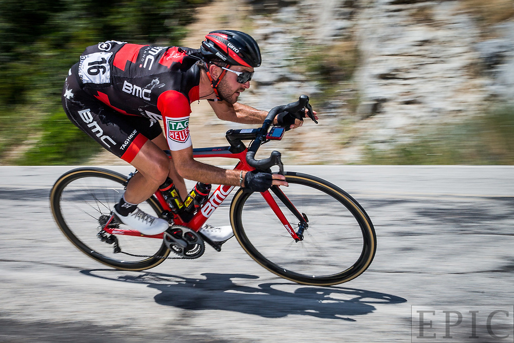 Cycling: Larry H. Miller Tour of Utah 2017 / Stage 2 - Joey Rosskopf (BMC)<br /> <br /> Brigham City - Snowbasin Resort (151km) / TOU / Utah  <br /> &copy; Jonathan Devich
