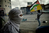 Riots rock Jerusalem as Hamas calls for new 'intifada'