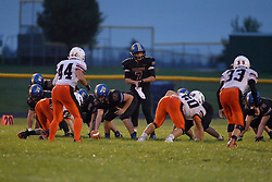 7 September 2018: Fisher Bunnies at Tri Valley Vikings football, Downs Illinois<br /> <br /> #bestlookmagazine #alphoto513 #IHSA #IHSAFootball  #HOIConference  #ikingsTV3  #FisherBunnies