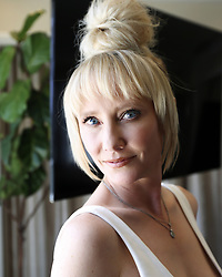 August 3, 2017 - Hollywood, California, U.S. - ANNE HECHE stars in the TV series 'Brave.' Anne Celeste Heche (born May 25, 1969) is an American actress, a director, and a screenwriter. Following a dual role in the daytime soap opera Another World (1987-91), she came to mainstream prominence in the late 1990s with the films Donnie Brasco (1997), Volcano (1997), Six Days, Seven Nights (1998), and Return to Paradise (1998), Birth (2004), Spread (2009), Cedar Rapids (2011) and Rampart (2011). In 2004, Heche received a Primetime Emmy Award nomination for Best Supporting Actress for her performance in the Lifetime movie Gracie's Choice, and a Tony Award nomination for Best Actress in a Play for her work in Broadway's Twentieth Century. She also starred in the television series Men in Trees (2006-08), Hung (2009-11), Save Me (2013), Dig (2016), and Aftermath (2016).  (Credit Image: © Armando Gallo via ZUMA Studio)
