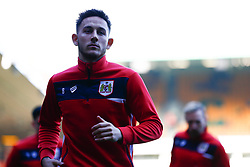 Josh Brownhill of Bristol City warming up ahead of - Mandatory by-line: Phil Chaplin/JMP - FOOTBALL - Carrow Road - Norwich, England - Norwich City v Bristol City - Sky Bet Championship