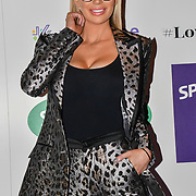 Olivia Attwood attend Spectacle Wearer of the Year 2018 at 8 Northumberland avenue, on 23 October 2018, London, UK.