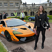 Simona Rata attend The Motor Sport Hall of Fame will return to the spectacular Royal Automobile Club at Woodcote Park, Surrey, London, UK. 4 June 2018.