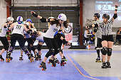 I-5 Rollergirls vs. Rose City Rosebuds
