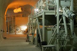 Bergwerk und marodes Atommülllager ASSE II bei Wolfenbüttel. <br /> <br /> Ort: ASSE<br /> Copyright: Volker Möll<br /> Quelle: PubliXviewinG
