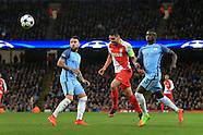 Champions League: Manchester City v AS Monaco 21st Feb 2017