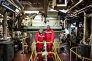On assignment for Canadian Geographic magazine, St. Lauwrence Seaway 50th anniversary.<br />