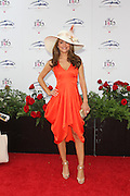 Television personality Maria Menounos is seen at the Kentucky Derby in Louisville, Kentucky..Photo by Michael Hickey