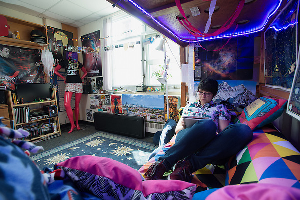 Katherine Sailer & Shannon Mulligan, Stanley Hall – Amazing Room Finalist