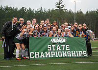 Field Hockey Newfound v Mascoma state championship game.  Karen Bobotas for the Laconia Daily Sun