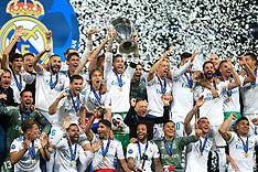 Real Madrid vs Liverpool FC, UEFA Champions League final - 26 May 2018