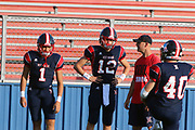 Played at Don Shows Field at Rebel Stadium, West Monroe, La.