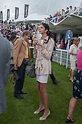 ELIE KUTSAL, Ladies Day, Glorious Goodwood. Goodwood. August 2, 2012