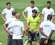 Joachim Low, head coach of Germany, addresses his players during training at Stadio Communale, Ascona<br /> Picture by EXPA Pictures/Focus Images Ltd 07814482222<br /> 26/05/2016<br /> ***UK &amp; IRELAND ONLY***<br /> EXPA-EIB-160526-0077.jpg