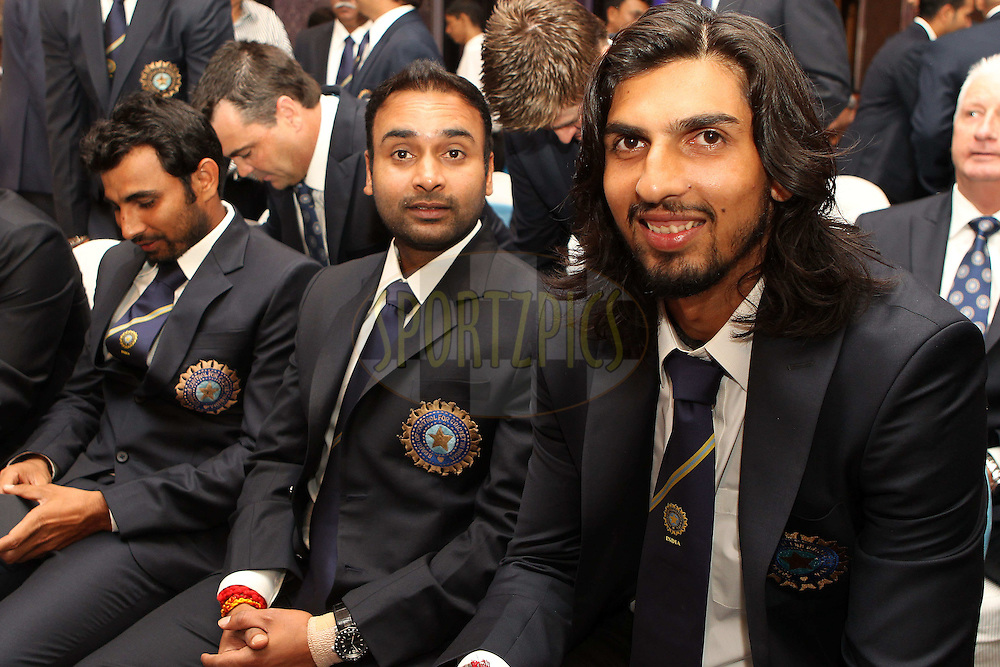 Ishant Sharma of India  during the 2nd Mansoor Ali Khan Pataudi Memorial Lecture held at the Taj Palace Hotel in Mumbai, India on the 13th November 2013<br /> <br /> Photo by: Ron Gaunt - BCCI - SPORTZPICS