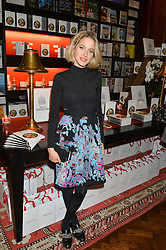 TESS WARD at the launch of new book 'Farfetch Curates: Food' at Maison Assouline, Piccadilly, London on 24th March 2015.