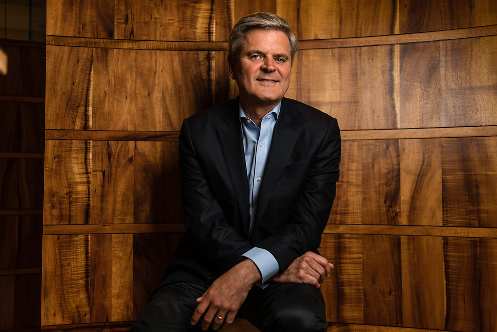 WASHINGTON, DC -- 5/30/17 -- Steve Case, is the Chair and CEO of Revolution LLC, which funds companies and entrepreneurs in communities outside of Silicon Valley. He is also the co-founder of America Online and is a billionaire.…by André Chung #_AC20388
