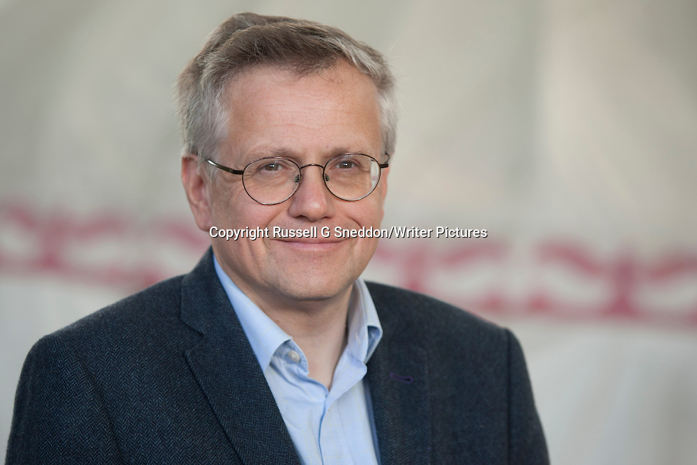 Murray Pittock at Edinburgh International Book Festival 2014 <br /> 23rd August 2014<br /> <br /> Picture by Russell G Sneddon/Writer Pictures<br /> <br /> WORLD RIGHTS