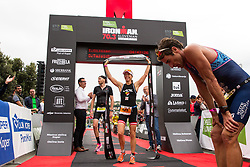Sonja Tajsich at Ironman 70.3 Slovenian Istra 2019, on September 22, 2019 in Koper / Capodistria, Slovenia. Photo by Matic Klansek Velej / Sportida