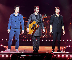 Jonas Brothers , Glasgow, 5 February 2020