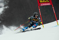 HECTOR Sara of Sweden competes during  the 6th Ladies'  GiantSlalom at 55th Golden Fox - Maribor of Audi FIS Ski World Cup 2018/19, on February 1, 2019 in Pohorje, Maribor, Slovenia. Photo by Vid Ponikvar / Sportida