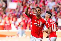 Joie Jonas - 23.05.2015 - Benfica / Maritimo - Liga Sagres <br /> Photo : Carlos Rodriguez / Icon Sport
