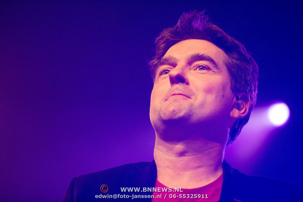 NLD/Uitgeest/20170207 - Uitreiking 100% NL Awards 2016 Paul de Munnik