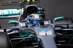 May 27, 2017 - Monte-Carlo, Monaco - 77 BOTTAS Valtteri from Finland of Mercedes W08 Hybrid EQ Power+ team Mercedes GP during the Monaco Grand Prix of the FIA Formula 1 championship, at Monaco on 27th of 2017. (Credit Image: © Xavier Bonilla/NurPhoto via ZUMA Press)