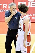 Amedeo Della Valle <br /> Grissin Bon Pallacanestro Reggio Emilia - Openjobmetis Pallacanestro Varese<br /> Lega Basket Serie A 2016/2017<br /> Reggio Emilia, 09/04/2017<br /> Foto A.Giberti / Ciamillo - Castoria