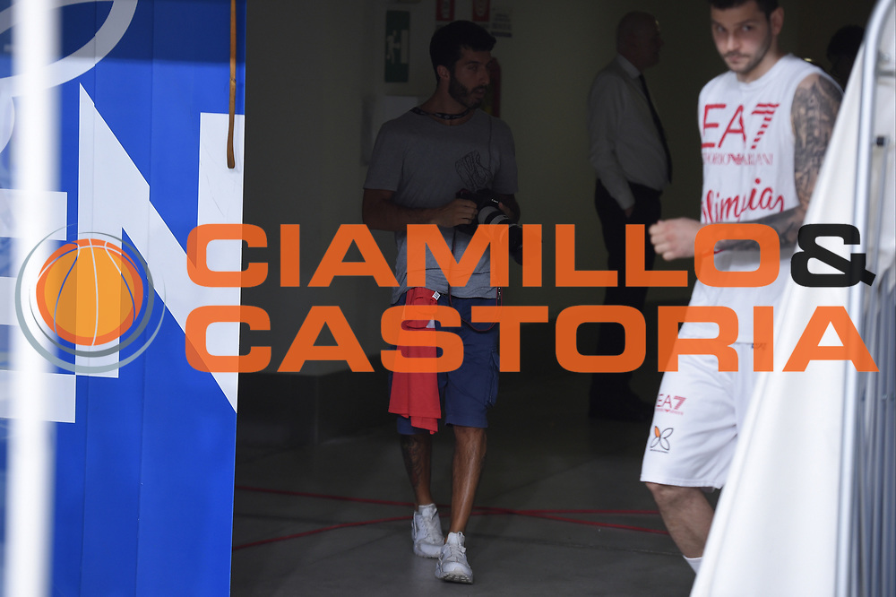Vincenzodelnegro<br /> Dolomiti Energia Trento - EA7 Emporio Armani Playoff Finale gara 6<br /> Legabasket serieA 2017-2018<br /> Trento 15/06/2018<br /> Foto GiulioCiamillo/Ciamillo-Castoria