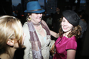 Jennifer Ouellette at the Launch of Ouellete Hats for Men held at The Empire Hotel Rooftop on March 12, 2009 in New York City ..Jennifer Ouellette's presence in the fashion world continues to grow. Her designs have appeared in Vogue, W, In Style, Glamour, Domino, Modern Bride and Harper's Bazaar. Her work has been recognized in the fashion pages of the New York Times, seen on the NBC Today show and is frequently featured in the Barneys New York catalogs. Such luminaries as Jessica Simpson, Winona Ryder, Jennifer Lopez, Sarah Jessica Parker, Gwen Stefani, Britney Spears, Hilary Duff, Angelina Jolie and Deborah Messing are often seen wearing her hats and accessories.