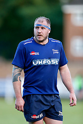 Neil Briggs of Sale Sharks - Mandatory by-line: Matt McNulty/JMP - 19 August 2016 - RUGBY - Heywood Road Stadium - Manchester, England - Sale Sharks v Edinburgh Rugby - Pre-Season Friendly