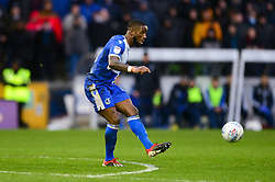 Abu Ogogo of Bristol Rovers - Mandatory by-line: Dougie Allward/JMP - 15/02/2020 - FOOTBALL - Memorial Stadium - Bristol, England - Bristol Rovers v Blackpool - Sky Bet League One
