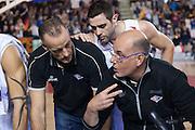 DESCRIZIONE : Roma LNP A2 2015-16 Acea Virtus Roma Mens Sana Basket 1871 Siena<br /> GIOCATORE : Attilio Caja<br /> CATEGORIA : allenatore coach time out<br /> SQUADRA : Acea Virtus Roma<br /> EVENTO : Campionato LNP A2 2015-2016<br /> GARA : Acea Virtus Roma Mens Sana Basket 1871 Siena<br /> DATA : 06/12/2015<br /> SPORT : Pallacanestro <br /> AUTORE : Agenzia Ciamillo-Castoria/G.Masi<br /> Galleria : LNP A2 2015-2016<br /> Fotonotizia : Roma LNP A2 2015-16 Acea Virtus Roma Mens Sana Basket 1871 Siena