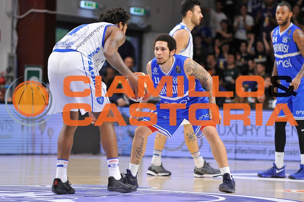 Nic Moore<br /> Banco di Sardegna Dinamo Sassari - Enel New Basket Brindisi<br /> LegaBasket Serie A LBA Poste Mobile 2016/2017<br /> Sassari 02/04/2017<br /> Foto Ciamillo-Castoria