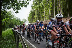 Lucinda Brand (NED) at Lotto Thuringen Ladies Tour 2018 - Stage 2, an 136 km road race starting and finishing in Meiningen, Germany on May 29, 2018. Photo by Sean Robinson/Velofocus.com