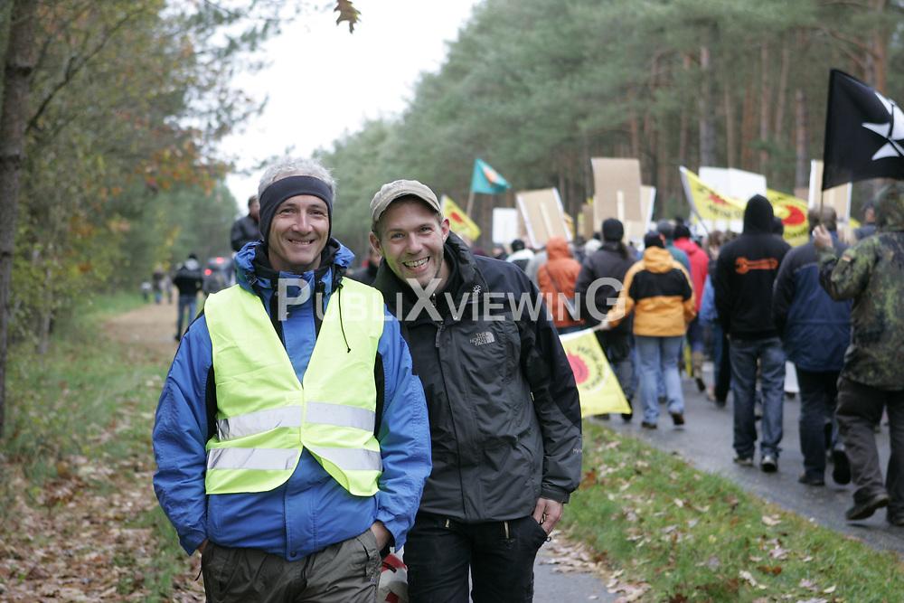 Portrait: Bernd Ebeling (links) und Jan Becker<br /> <br /> Ort: XXX<br /> Copyright: Andreas Conradt<br /> Quelle: PubliXviewinG