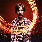 Indie artist Beck, 1990s