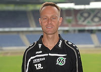German Soccer Bundesliga 2015/16 - Photocall of Hannover 96 on 13 July 2015 in Hanover, Germany: Rehab- and athletic-coach Timo Rosenberg